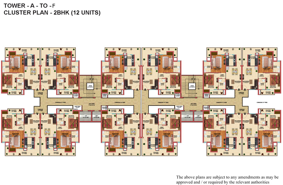 ACE Group CITY Greater Noida West 2/3 BHK APARTMENTS